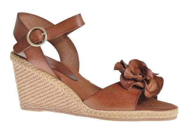 Smarte sandaler til kvinder - sommer 2013