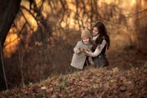 Få dig og dit barn klædt på til efteråret