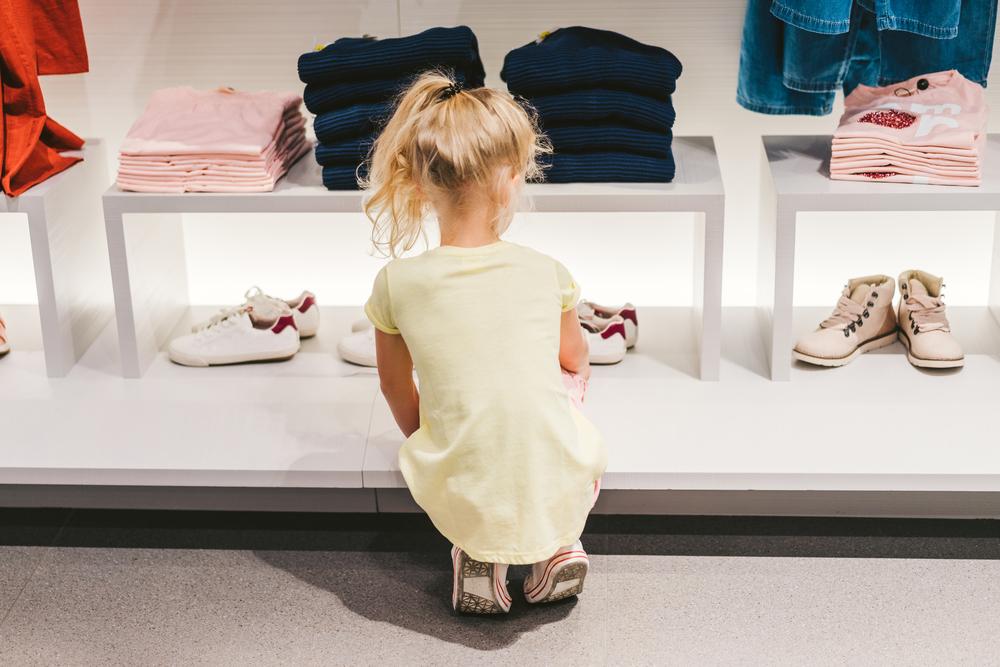 sko til piger
